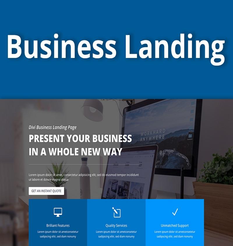 Лендинг как инструмент бизнеса